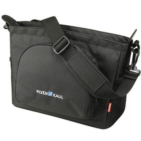 KlickFix Allegra Fashion Bike Pannier black
